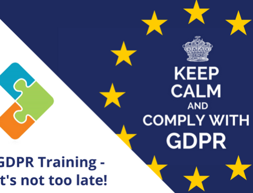 GDPR Staff Awareness Training – It's not too late!